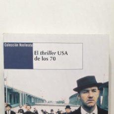 Libros de segunda mano: EL THRILLER USA DE LOS 70 - ANTONIO JOSÉ NAVARRO (COORD.). Lote 151069746