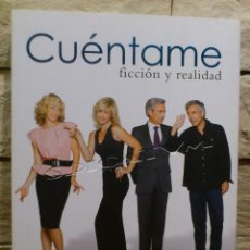 Libros de segunda mano: CUENTAME - CUENTAME LO QUE PASO - LIBRO - TAPAS DURAS - RTVE - SERIE - TELEVISION ESPAÑOLA. Lote 151115642
