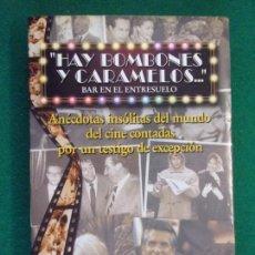 Libros de segunda mano: ANÉCDOTAS INSÓLITAS DEL MUNDO DEL CINE CONTADAS POR UN TESTIGO DE EXCEPCIÓN / ENRIQUE HERREROS . Lote 151467978