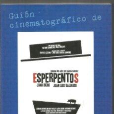 Libros de segunda mano: GUION CINEMATOGRAFICO DE ESPERPENTOS. OCHO Y MEDIO. JOSE LUIS GARCIA SANCHEZ. Lote 151545558