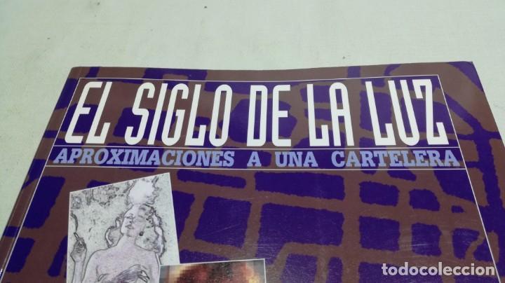 Libros de segunda mano: EL SIGLO DE LA LUZ/ APROXIMACIONES A UNA CARTELERA/ AGUSTIN SANCHEZ VIDAL/ II DE GILDA A LA - Foto 3 - 151577634