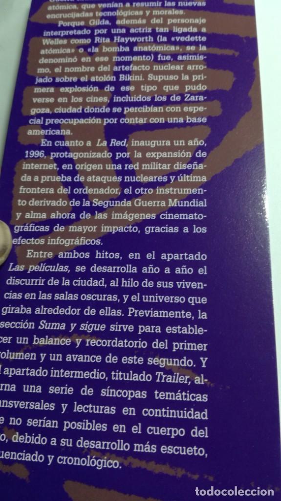 Libros de segunda mano: EL SIGLO DE LA LUZ/ APROXIMACIONES A UNA CARTELERA/ AGUSTIN SANCHEZ VIDAL/ II DE GILDA A LA - Foto 6 - 151577634