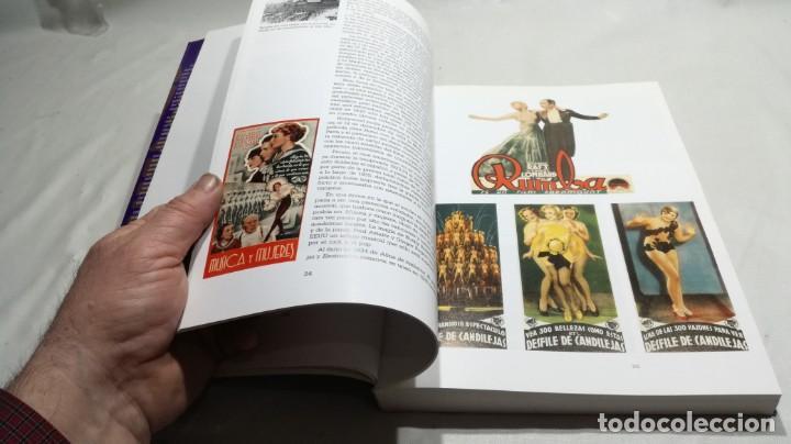 Libros de segunda mano: EL SIGLO DE LA LUZ/ APROXIMACIONES A UNA CARTELERA/ AGUSTIN SANCHEZ VIDAL/ II DE GILDA A LA - Foto 27 - 151577634