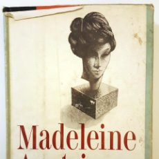 Libros de segunda mano: LIBRO MADELEINE AUSTRIAN (1960) DE ROBERT KIRSCH. CON PEGATINA DE MCA.. Lote 151986602