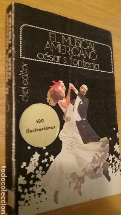 EL MUSICAL AMERICANO. CÉSAR S. FONTENLA. AKAL EDITOR, 1973. (Libros de Segunda Mano - Bellas artes, ocio y coleccionismo - Cine)