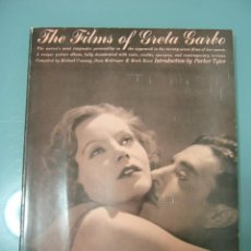 Libros de segunda mano: THE FILMS OF GRETA GARBO. Lote 153834230