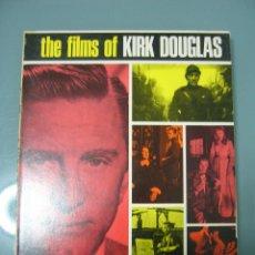 Libros de segunda mano: THE FILMS OF KIRK DOUGLAS.. Lote 153847546