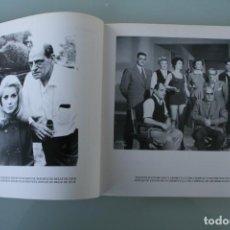 Libros de segunda mano: EL MUNDO SECRETO DE BUÑUEL – LIBRO CON FOTOGRAFÍAS DE SUS PELÍCULAS, RODAJES, CINE… A ESTRENAR . Lote 154033242