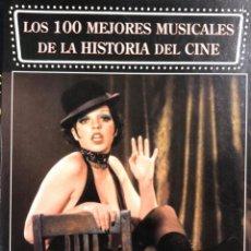 Libros de segunda mano: LIBRO LOS 100 MEJORES MUSICALES DE LA HISTORIA DEL CINE. LUIS MIGUEL CARMONA. AÑO 2004. 223. Lote 154628522