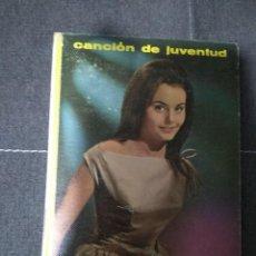 Libros de segunda mano: CANCIÓN DE JUVENTUD FOTOGRAFÍAS DE LA PELÍCULA EDITORIAL FELICIDAD COLECCIÓN CINEXI. Lote 155315534