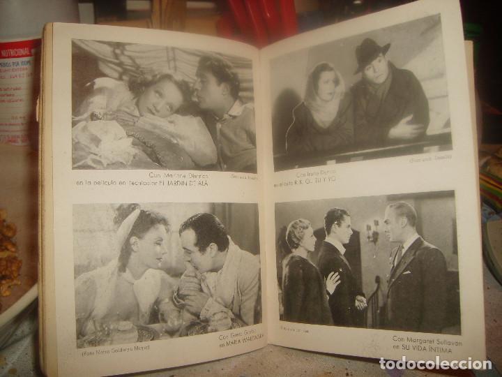 Libros de segunda mano: VIDA DE CHARLES BOYER 1 Y JEAN FONTAINE 2 POR ANTONIO LOSADA. ED. REGUERA 1944. PORTES GRATIS. - Foto 3 - 155507686