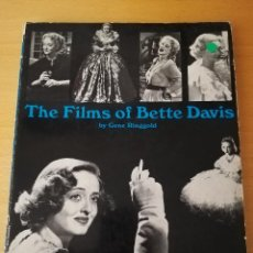 Libros de segunda mano: THE FILMS OF BETTE DAVIS (BY GENE RINGGOLD). Lote 156720334