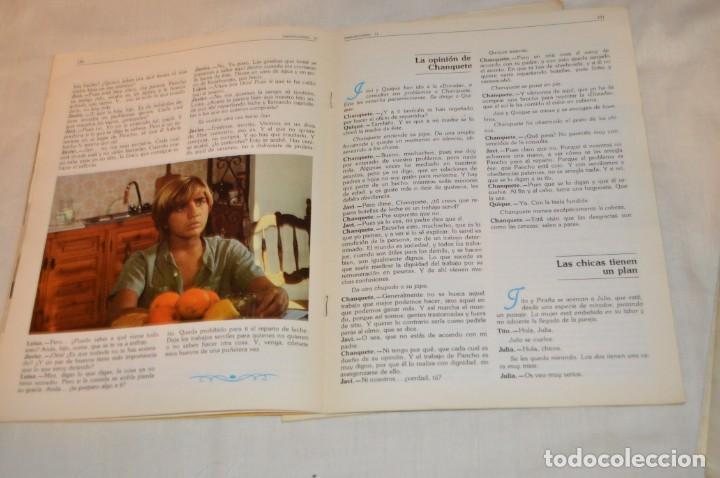 Libros de segunda mano: LOTE DE 8 EJEMPLARES REVISTA VERANO AZUL - A TODO COLOR - EDICIONES ACANTO - AÑOS 80 - ENVÍO 24H - Foto 13 - 157126374