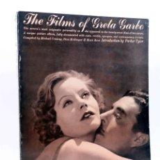 Libros de segunda mano: THE FILMS OF GRETA GARBO (MICHAEL CONWAY / DION MCGREGOR / MARK RICCI) THE CITADEL PRESS, 1973. Lote 158557842