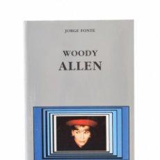 Libros de segunda mano: WOODY ALLEN - FONTE, JORGE. Lote 158628898