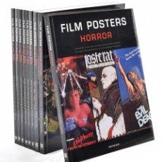 Libros de segunda mano: FILM POSTERS OF THE 30S, 40S, 50S, 60S, 70S, 80S, 90S (30-40-50-60-70-80-90) / SCIENCE FICTION / HOR. Lote 158628958