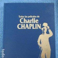 Libros de segunda mano: TODAS LAS PELICULAS DE CHARLIE CHAPLIN.AUTOR: GERALD. D. MC DONALD . Lote 158859894