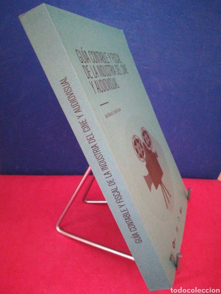 Libros de segunda mano: Guía contable y fiscal de la industria del cine y audiovisual - José M.Lizanda Cuevas - Benecé, 2017 - Foto 2 - 159067912