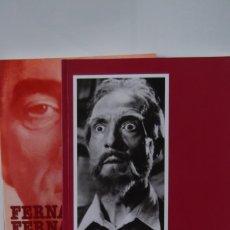 Libros de segunda mano: LOTE-FERNANDO FERNAN GOMEZ Y RAFAEL RIVELLES- 2 LIBROS. Lote 159366258