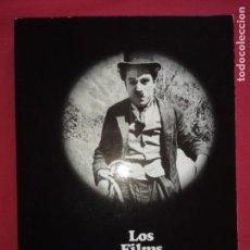 Libros de segunda mano: LOS FILMS DE CHARLIE CHAPLIN-GERALD D. MCDONALD, MICHAEL CONWAY, MARK RICCI.. Lote 159430070