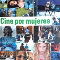 Libros de segunda mano: 'CINE POR MUJERES'. FESTIAL INTERNACIONAL DE CINE HECHO POR MUJERES. FOLLETO (2019). Lote 159632422