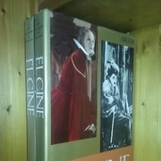 Libros de segunda mano: EL CINE, 2 TOMOS, ARGOS, 1965, LA GRAN ENCICLOPEDIA DEL ESPECTACULO. Lote 159917034