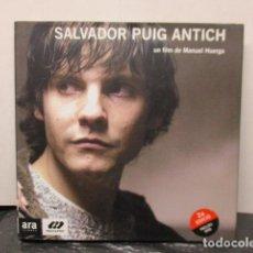 Libros de segunda mano: SALVADOR PUIG ANTICH. M. HUERGA. INCLUYE DVD. ED. MEDIAPRO. - COMO NUEVO.. Lote 160190262
