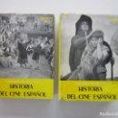Libros de segunda mano: FERNANDO MÉNDEZ-LEITE. HISTORIA DEL CINE ESPAÑOL. MADRID: RIALP, 1965. DOS TOMOS. Lote 160337734