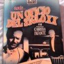 Libros de segunda mano: GUILLERMO CABRERA INFANTE (G. CAIN ). UN OFICIO DEL SIGLO XX. Lote 160376554