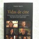 Libros de segunda mano: VIDAS DE CINE. ARANTXA AGUIRRE. Lote 160448802