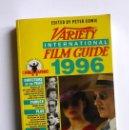 Libros de segunda mano: VARIETY INTERNATIONAL FILM GUIDE 1996. Lote 160474662