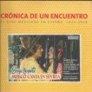 Libros de segunda mano: ÁNGEL MIQUEL : CRÓNICA DE UN ENCUENTRO. EL CINE MEXICANO EN ESPAÑA, 1933-1948. (MÉXICO, 2016). Lote 160845634
