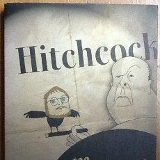 Libros de segunda mano: HITCHCOCK - POR GUILLERMO DEL TORO .ESPASA .. Lote 160599842