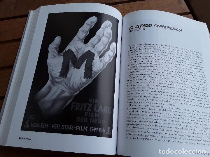 Libros de segunda mano: Euronoir (Serie negra con sabor europeo), de Jesús Palacios (ed.). Único en tc. Excelente estado. - Foto 5 - 161480762