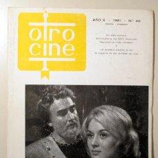 Libros de segunda mano: (LUIS BUÑUEL) - OTRO CINE. Nº 46 - BARCELONA 1961. Lote 161610781