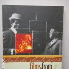 Libros de segunda mano: FILMS FROM SOUTH AFRICA (EN INGLES) MUY BIEN CONSERVADO. Lote 161688390