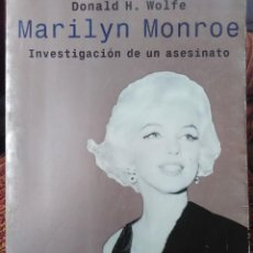 Libros de segunda mano: MARILYN MONROE. Lote 182258673