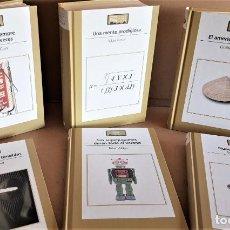 Libros de segunda mano: COLECCIÓN CINE PARA LEER / CONJUNTO DE 6 LIBROS NUEVOS DE ESTA COLECCIÓN. / VER FOTOS.. Lote 162599234