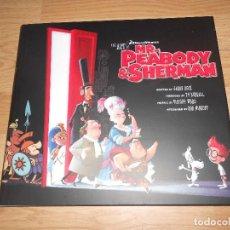Libros de segunda mano: THE ART OF MR PEABODY & SHERMAN - TITAN BOOK. Lote 162944882