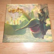 Libros de segunda mano: THE ART OF EPIC - TITAN BOOK. Lote 162945482
