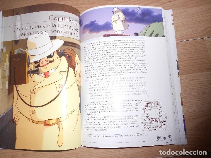 Libros de segunda mano: EL MUNDO INVISIBLE DE HAYAO MIYAZAKI - LAURA MONTERO PLATA - Foto 2 - 162946474
