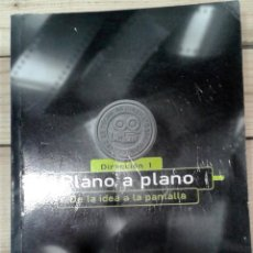 Libros de segunda mano: PLANO A PLANO. DE LA IDEA A LA IMAGEN, DE STEVEN D. KATZ. Lote 163504498