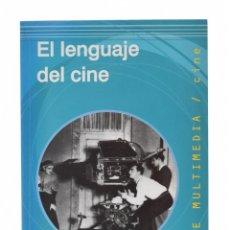 Libros de segunda mano: EL LENGUAJE DEL CINE - MARTIN, MARCEL. Lote 164723021