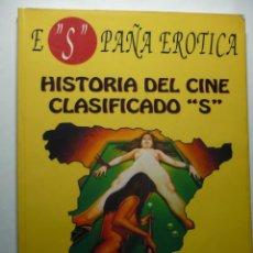 Libros de segunda mano: HISTORIA DEL CINE CLASIFICADO S - 1996.. Lote 164857054