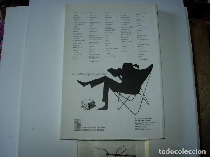 Libros de segunda mano: REVISTA VIRIDIANA COSAS QUE NUNCA TE DIJE LA BUENA ESTRELLA / VIRIDIANA 19 - 20 - Foto 4 - 165154422