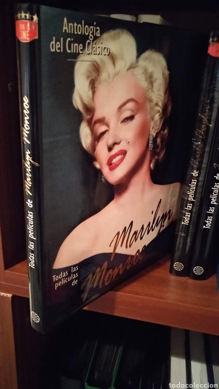 MARILYN MONROE. PELÍCULAS (Libros de Segunda Mano - Bellas artes, ocio y coleccionismo - Cine)