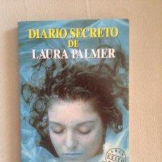Libros de segunda mano: TWIN PEAKS DIARIO SECRETO DE LAURA PALMER. Lote 165515130