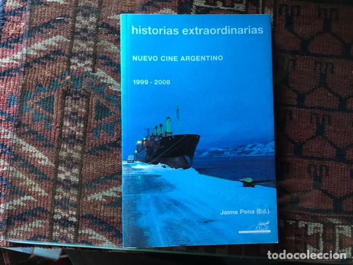 NUEVO CINE ARGENTINO 1909-2008. JAIME PENA (ED). COMO NUEVO. (Libros de Segunda Mano - Bellas artes, ocio y coleccionismo - Cine)