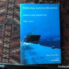 Libros de segunda mano: NUEVO CINE ARGENTINO 1909-2008. JAIME PENA (ED). COMO NUEVO.. Lote 165648692