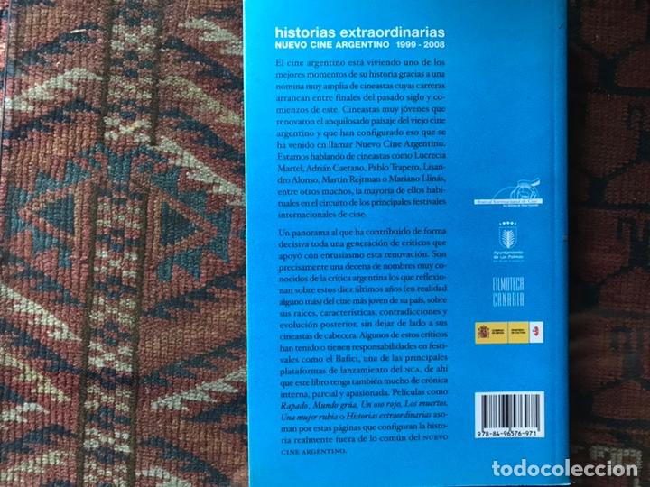 Libros de segunda mano: Nuevo cine argentino 1909-2008. Jaime Pena (ed). Como nuevo. - Foto 2 - 165648692